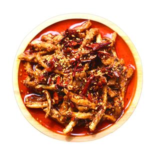 四川特产农家自制香辣萝卜干开胃榨菜