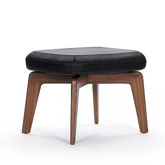 Ghế Munich phòng khách nóng rắn gỗ phong cách phòng chờ ghế Bắc Âu tùy chỉnh thiết kế đồ nội thất sáng tạo Đồ nội thất thiết kế