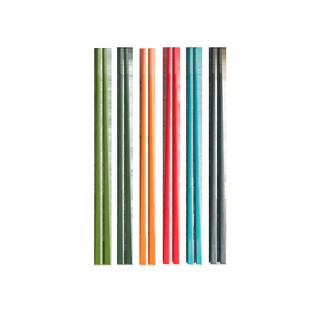 【网易严选】6双装新型素色合金筷家用筷子