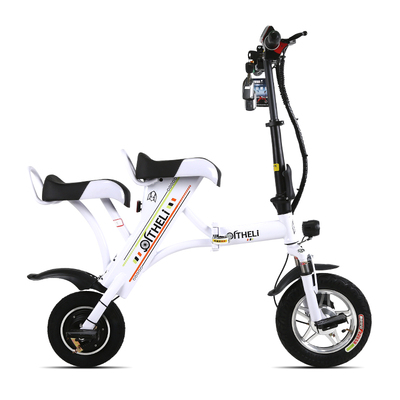 Battery Mini Scooter Electric Folding Bike