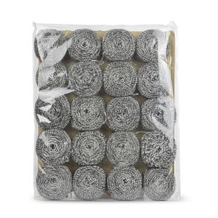 20个装钢丝球不锈钢大号独立包装