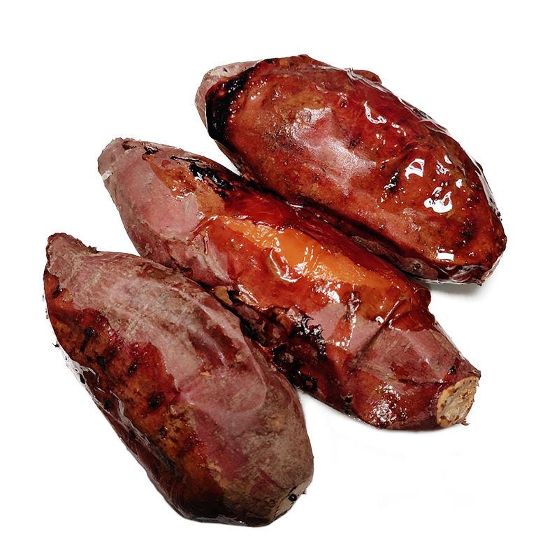 新鲜现挖烟薯25红心稀瓤沙地蜜薯糖心红薯超甜农家地瓜