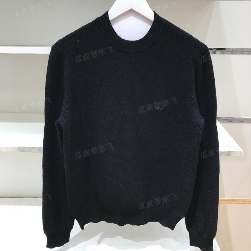 Áo len nam mùa thu và mùa đông Áo len nam dày - Cặp đôi áo len