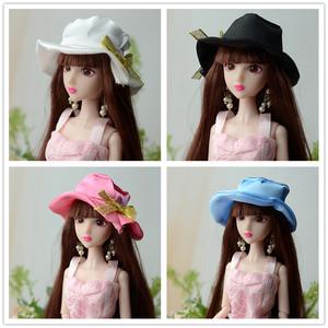 30cm búp bê váy cưới phụ kiện ăn mặc búp bê mũ ngắn dài mạng che mặt có thể được xuất hiện với đám cưới công chúa váy