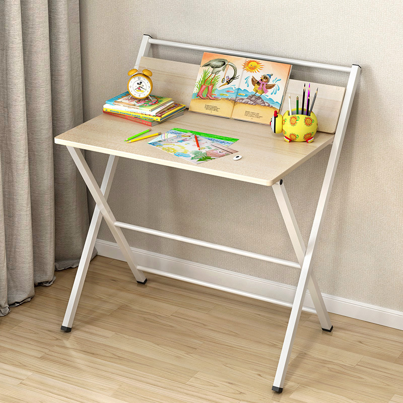 Computer simple folding desk learning office small table