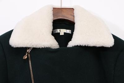 Mất 〖X〗 cao cấp triều thương hiệu giảm giá nam mùa đông dây kéo áo len lông cừu 3N150 Áo len