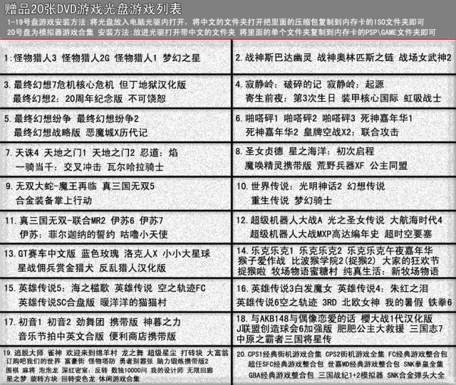 「名揚小舖 原裝正品 PSP3000 遊戲機 6.20/6.60 系統-69}