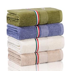 成人柔软超强吸水加厚纯棉浴巾