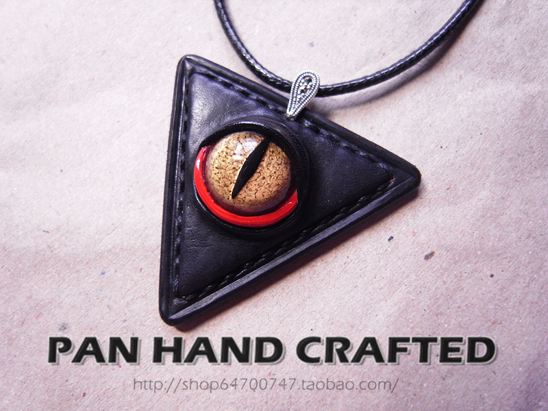 PAN HAND CRAFTED 项链|showbagnow