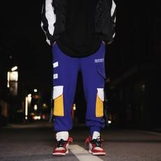 秋裤男女休闲裤潮牌束脚宽松嘻哈跳舞跑步九分运动裤加厚纯棉卫裤