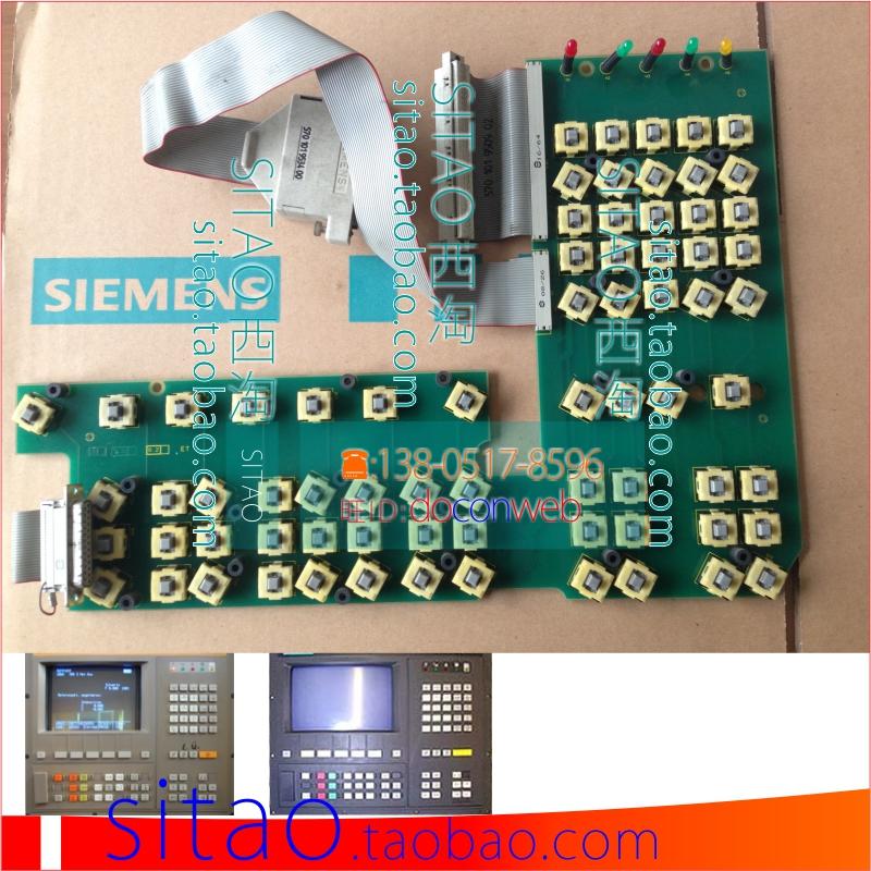 西门子数控810键盘板