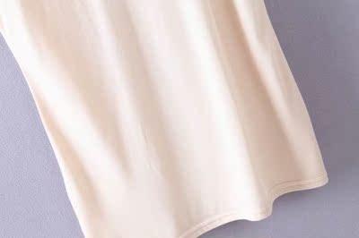 2017 mùa hè mới đơn giản lỏng mỏng ngắn tay áo sơ mi nhỏ bông đáy áo sơ mi cao đẳng gió hoang dã T-Shirt Áo phông