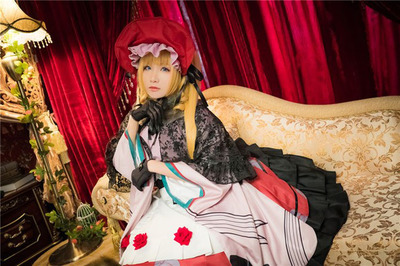 taobao agent Rozen Maiden Taisho romantic real red luxury cosplay costume female cosply
