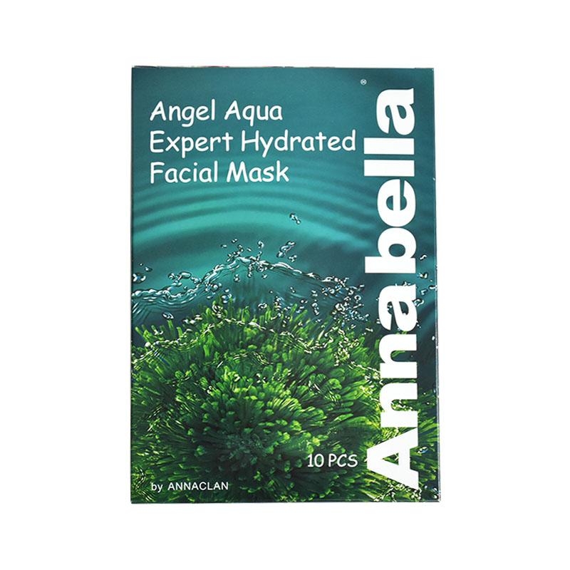 林允推荐!泰国安娜贝拉Annabella海藻面膜 深海矿物补水保湿面膜