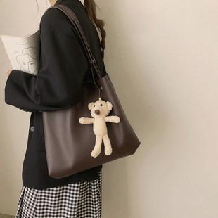 Пакет женщина мощность мешки 2021 новый волна мода уход специальный пакет студент досуг сумку сумка