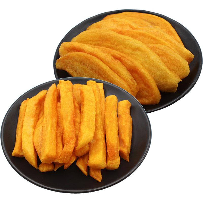 香脆红薯条红薯片香酥地瓜干手工红薯