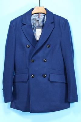 Của nam giới trang sức hàng loạt mùa đông mới đôi ngực kinh doanh quý ông áo len blazer 027 Áo len