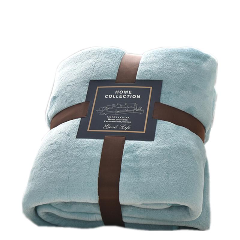 珊瑚绒毛毯冬季加厚法兰绒毯子单人双人保暖床单学生午睡毯小被子券后16.00元
