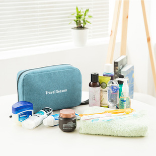 旅行洗漱包化妆包大容量防水收纳袋