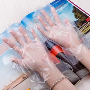 【1000只装】一次性手套加厚塑料薄手套