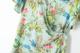 | Цена 452 руб | 2020 лето женщины корейская мода издание свежий печать темперамент V воротник косой breasted талия кривляние платье