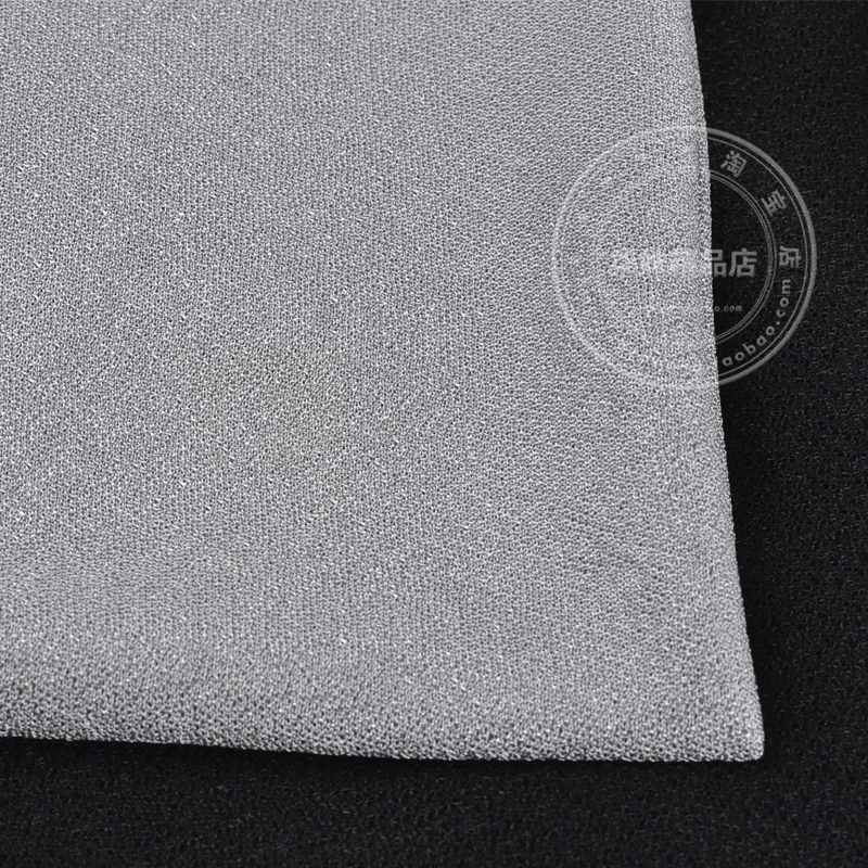 4 pieces Speaker net cover cloth Sound mesh Cloth dust cloth Sound  insulation cloth Theater engineering cloth