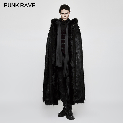 taobao agent Lolita cloak coat gothic style lolita cloak cloak gothic prince jacket gothic black robe