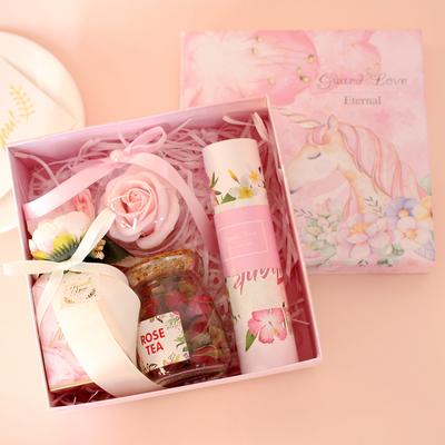 定制结婚婚礼伴娘伴手礼物回礼喜糖盒子成品含糖女生日ins风创意礼品