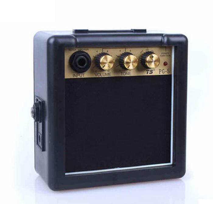 Pin điện dual-sử dụng TS Tang âm thanh 3 Wát nhạc cụ loa di động mini guitar loa PG-3