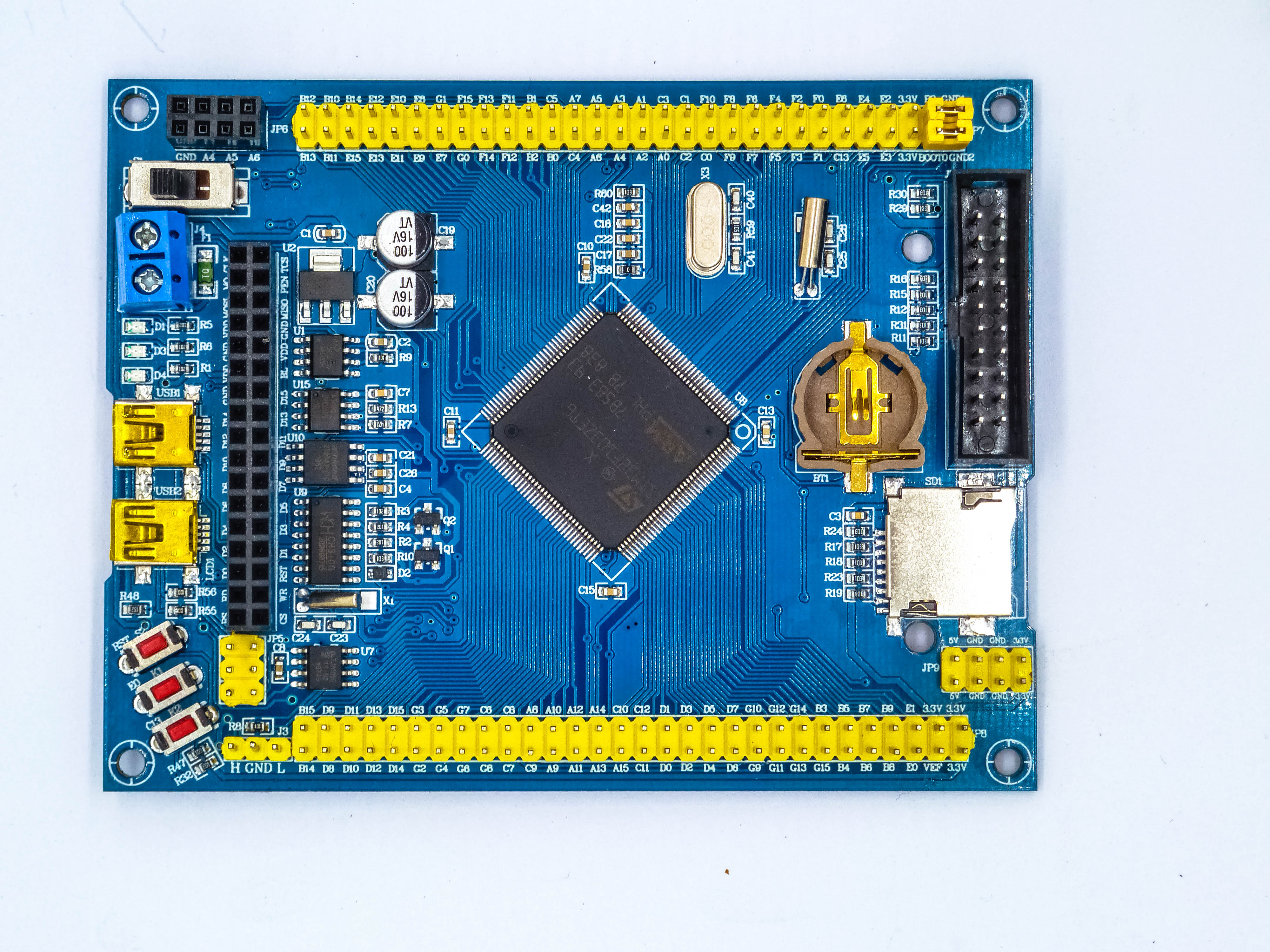 cheap Purchase china agnet STM32 Development Board STM32F103ZET6 CAN