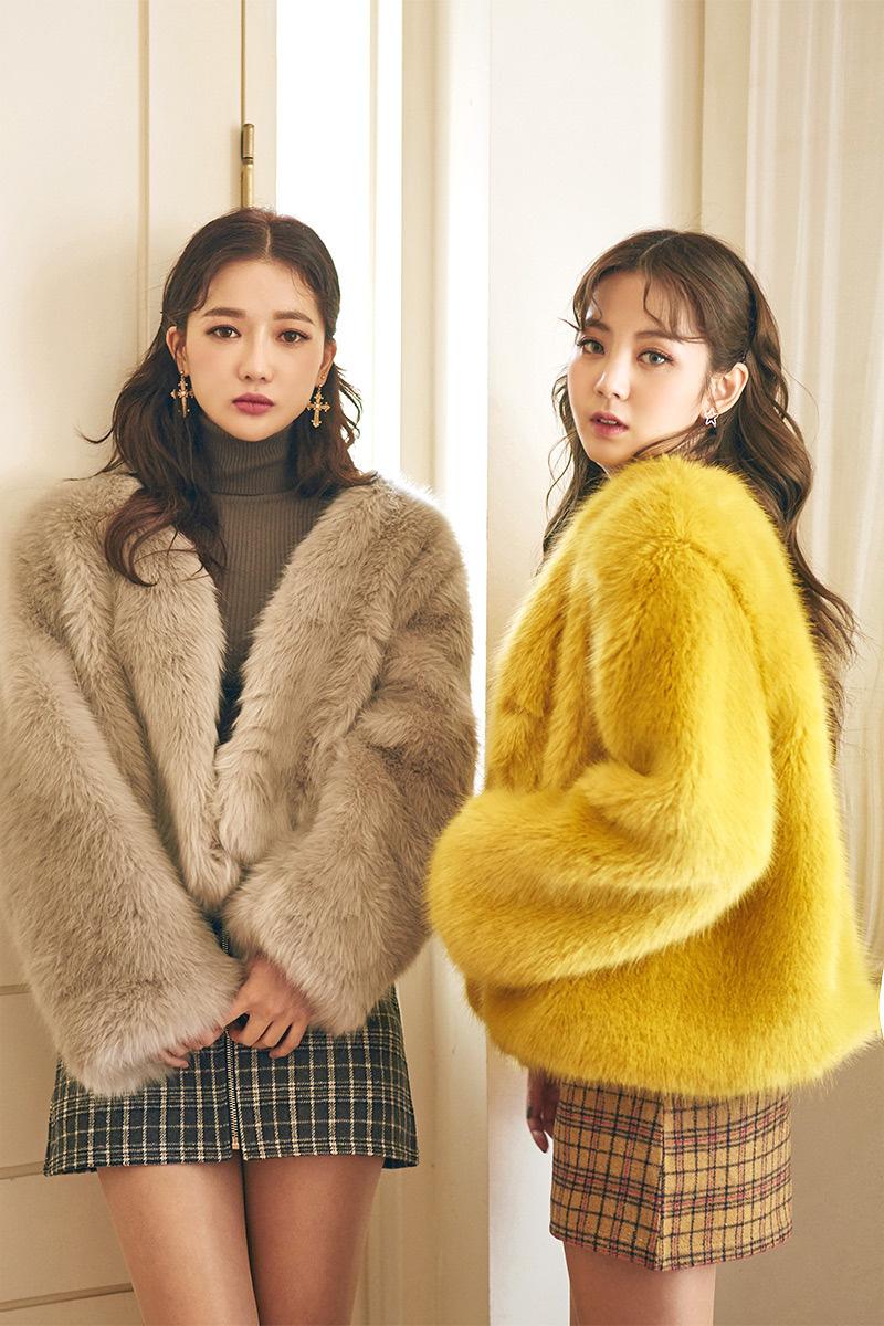 2018 mới của Hàn Quốc phiên bản của áo khoác lông cao quý thời trang nữ tính khí giả con cáo lông lông áo ngắn