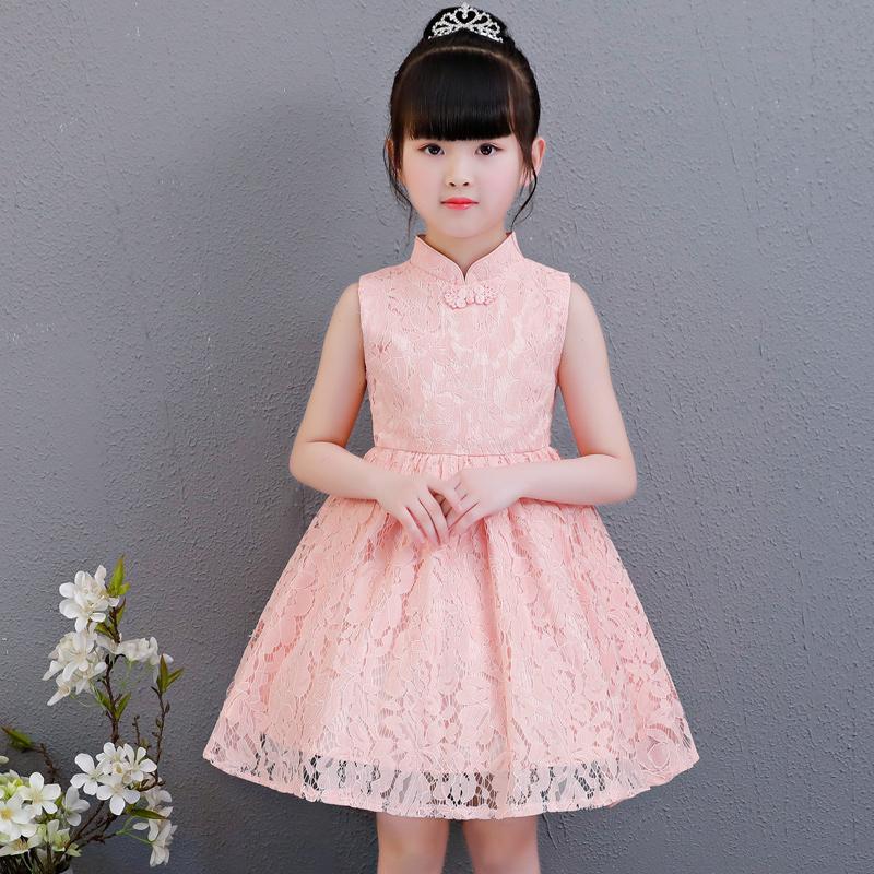 女童连衣裙秋装2018新款公主裙儿童长袖加绒加厚小女孩洋气裙子冬