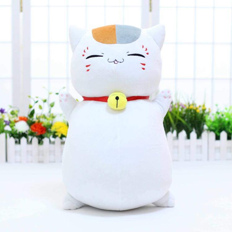 Anime Natsume Yuujinchou Neko Stuffed Plush Cushion Pillow Toy Kawaii Cute#58H56 eBay