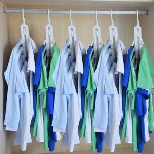 多功能折叠多层省空间家用衣柜收纳神器