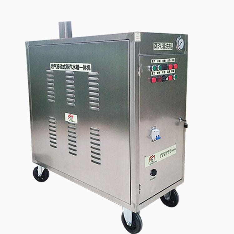 抖音同款:蒸汽洗车机