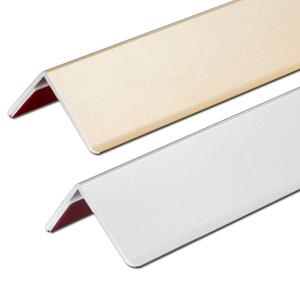 铝合金护角条护墙角保护条粘贴免打孔防撞条阳角线客厅装饰包边条