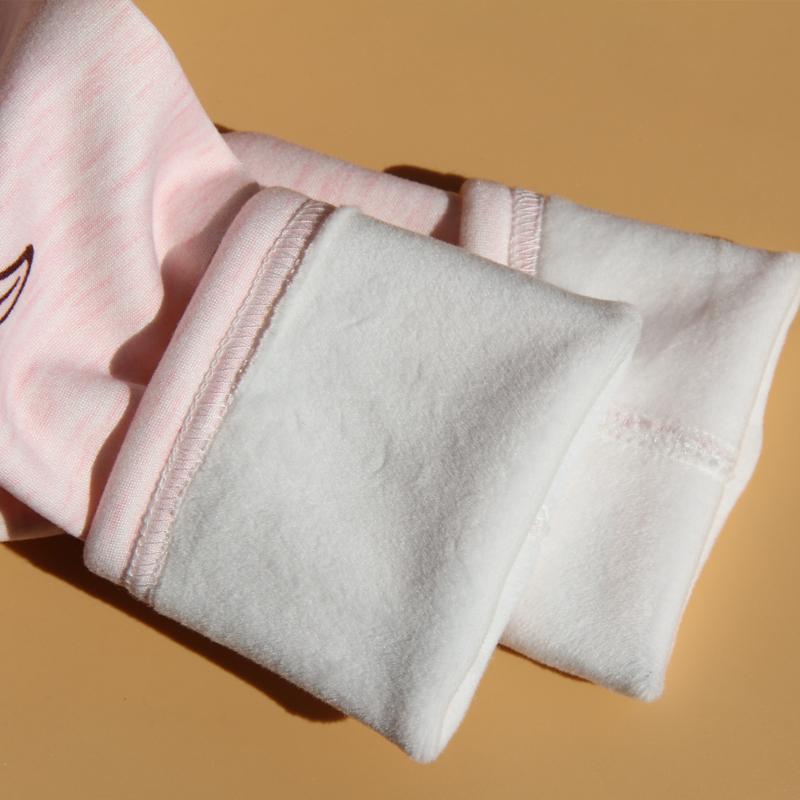 冬季男女童单条秋裤内穿儿童加绒保暖裤小孩无骨打底衬裤加绒线裤