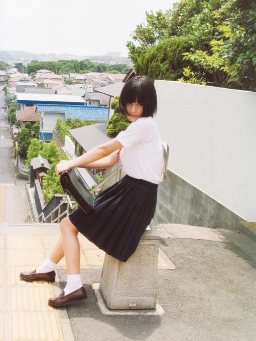 日本正统百褶裙 JK制服百褶裙 纯色有口袋学院 冬裙半身裙 浓绀