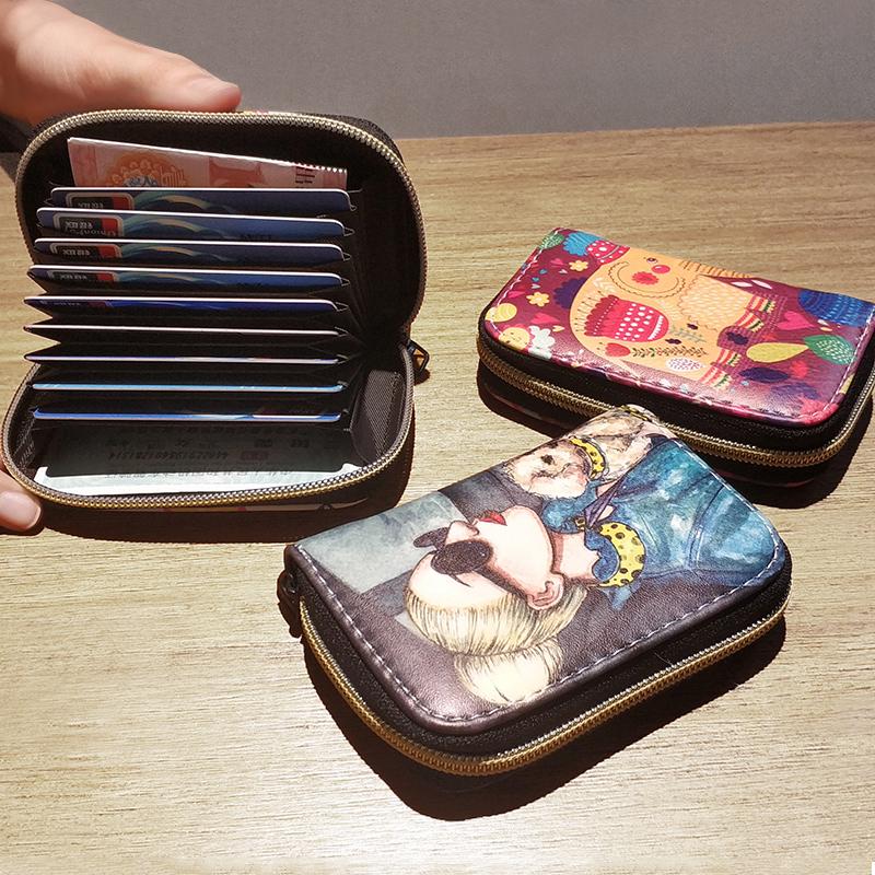 【妮薇儿】可爱风琴包大容量零钱包