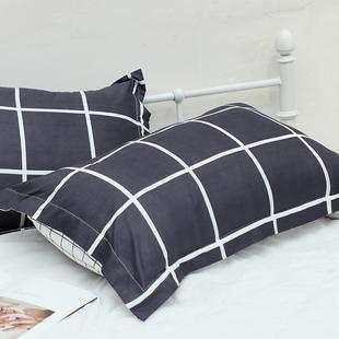 酒店枕头家用成人枕套单人一只装