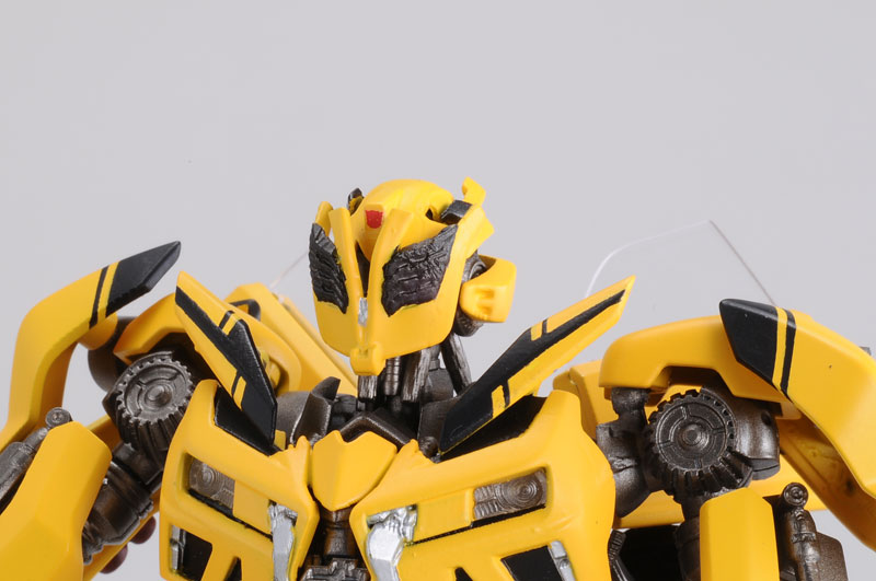 TAKARA transformers DMK02 3C manufactured bumblebee box