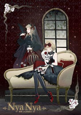 taobao agent Love and death series summary ChaCha original Lolita dress