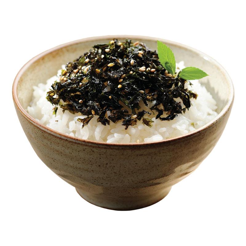 秀彬家园韩国拌饭海苔碎饭团脆烤海苔即食