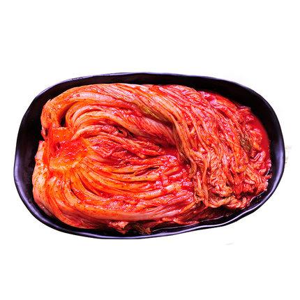韩国泡菜正宗辣白菜延边美食下饭菜