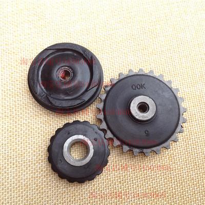 原厂大阳配件DY48Q-2/3/5/90-3A/100/110油泵轮涨紧轮导向轮胶轮
