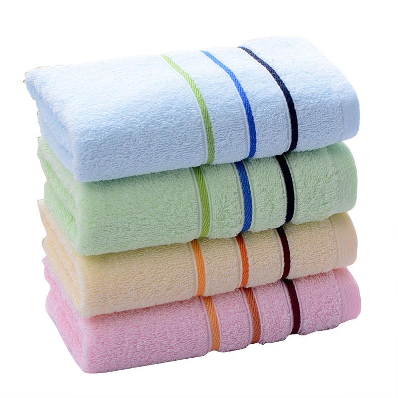洁丽雅纯棉家用洗脸大毛巾