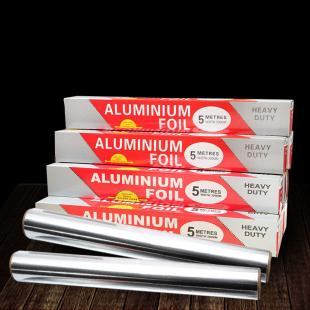 锡纸卷烧烤耐高温加厚铝箔纸烤箱烤鸡翅花甲