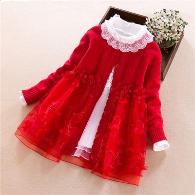 女童秋季套装年新款衣服儿童两件套装裙时尚童装潮女春秋洋气