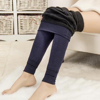 360度收腹提臀暖宫外穿棉裤加绒加厚保暖裤高腰强压力瘦腿打底裤