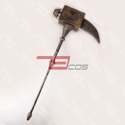 taobao agent 79COS The Seven Deadly Sins Diane Warhammer Anime Weapon Model COSPLAY Boutique Props Handmade Customized 1235